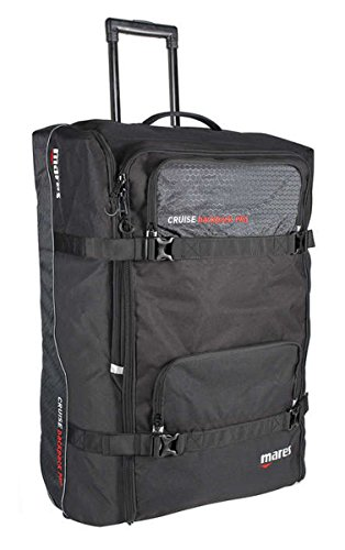 Mares Cruise Backpack Pro Scuba Roller Dive Gear Bag by Mares