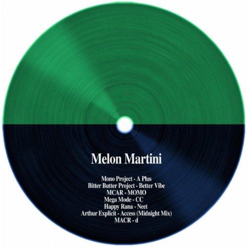 (Melon Martini)
