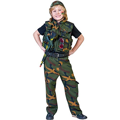 Special Ops Kids Costume (Kids Special Ops Costume)