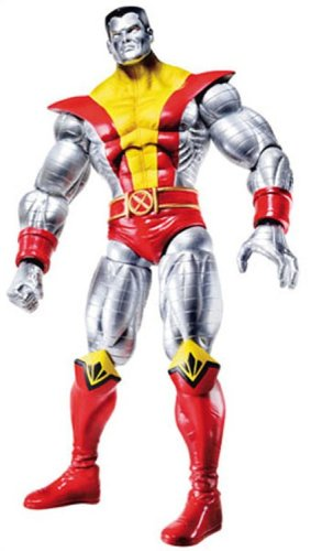 [Marvel Legends Icons: Colossus Action Figure] (Colossus Marvel Heroes Costumes)