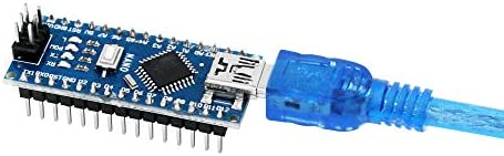 Nano V3.0, Nano Board ATmega328P 5V 16M Micro-Controller Board Compatible with Arduino IDE (Nano x 3 with USB Cable)