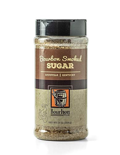 BOURBON SMOKED SUGAR SHAKER BOTTLE