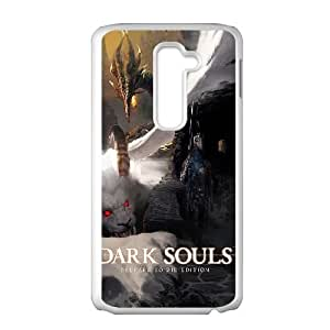 Dark Souls LG G2 Cell Phone Case White TPU Phone Case SY_774857