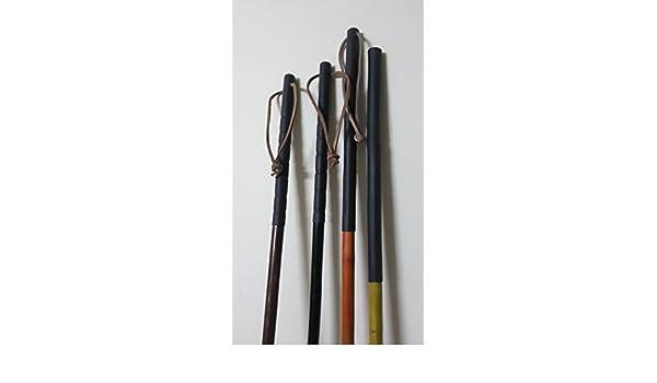 6 unidades, 135 cm, bambú de hierro, nórdico, caminar, palos ...