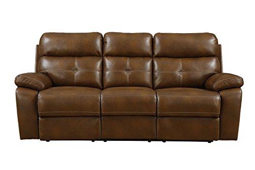 Emerald Home U5102-18-05 Morton Power Motion Sofa
