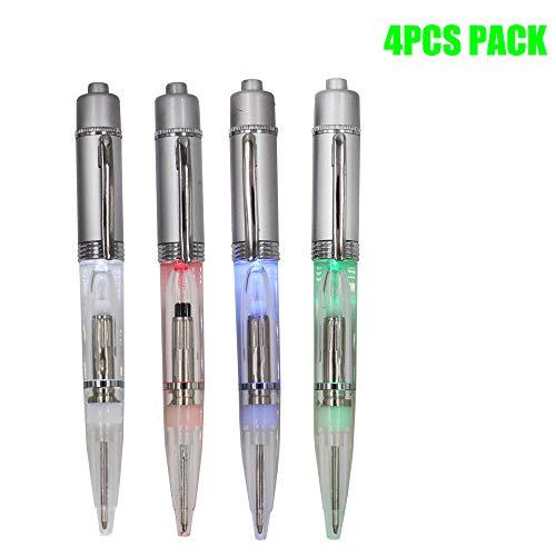 Led Light Ballpoint Pen in US - 8