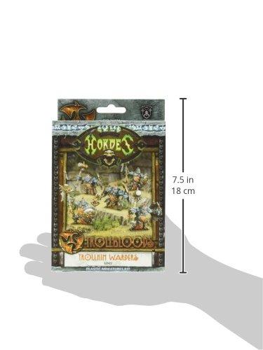 Privateer Press - Hordes - Trollblood: Trollkin Warders Model Kit 5