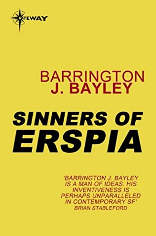 book cover of Sinners Of Erspia