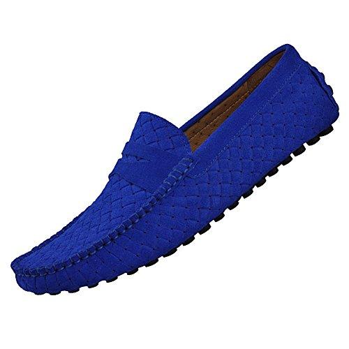 Mocassini Uomo Mocassini Blue Uomo Royal Royal Yirenhuang Blue Yirenhuang Yirenhuang SBqwtqRgx