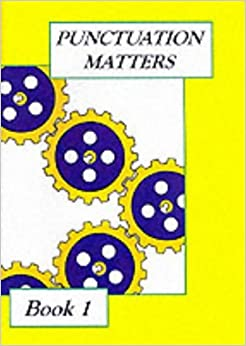 Book Punctuation Matters: Bk. 1 by Hilda King (1998-11-06)