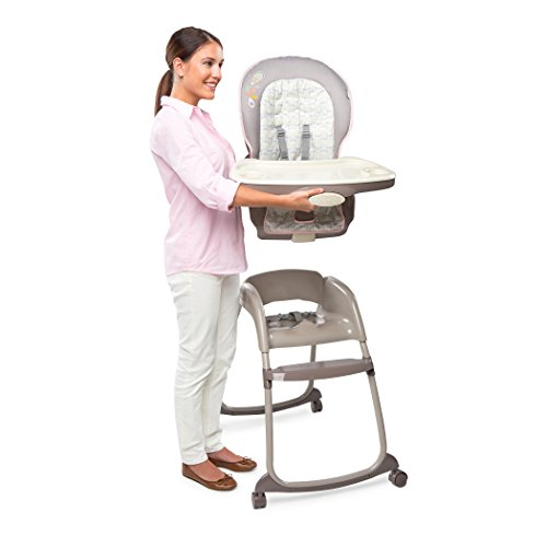Ingenuity Trio 3-in-1 High Chair, Deluxe Piper by Ingenuity (Image #6)
