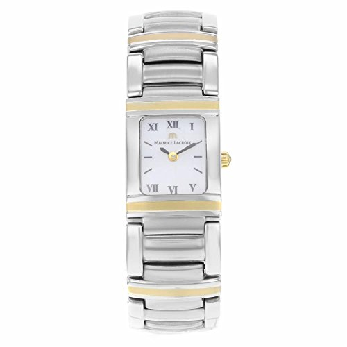 Maurice Lacroix Miros analog-quartz womens Watch MI2012-YS105-110 (Certified Pre-owned)