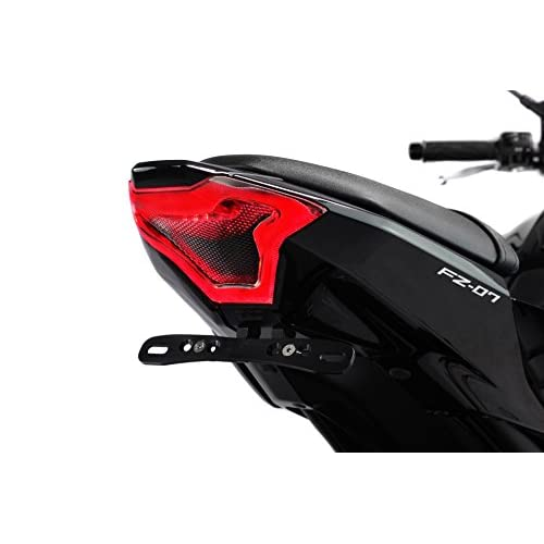 FZ-07 2015 2016 2107 TST LED INTEGRATED TAIL LIGHT FOR YAMAHA YZF-R3 2015 2016 2017 Clear