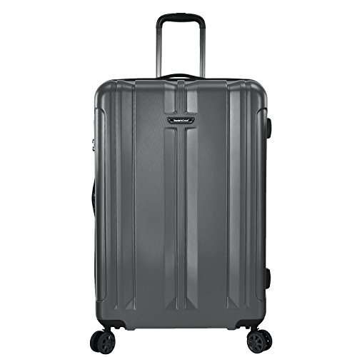 Traveler's Choice La Serena 30 Inch Spinner Luggage Set Suitcase, Grey, One Size