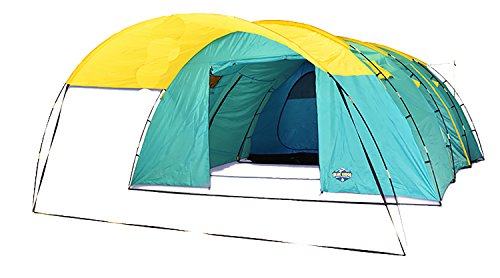 Blue-Ridge-Family-Outfitters-6-person-Summer-C&ing-  sc 1 st  C&ing Equipment u0026 Supply & Blue Ridge Family Outfitters 6 person Summer Camping Tent ...