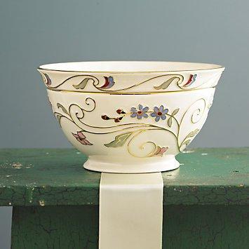 Gilded Garden Bowl - 1
