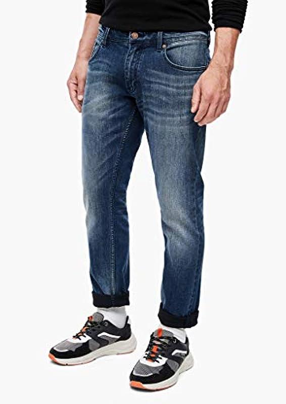 Q/S designed by - s.Oliver Męskie Jeans: Odzież