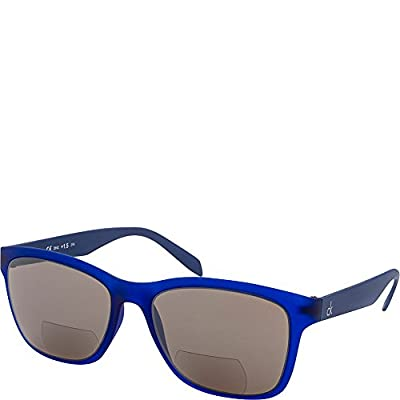 Calvin Klein Eyewear Square Reader Sunglasses