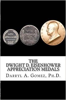 Book The Dwight D. Eisenhower Appreciation Medals