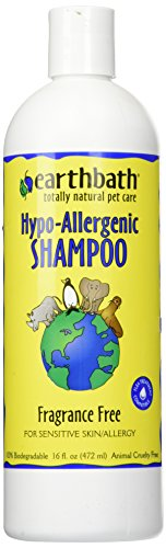 Earthwhile Endeavors Inc 16 oz. Hypo-Allergenic Shampoo