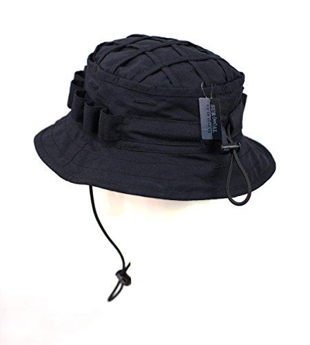 dfdac0210f97e ZAPT Boonie Hat Military Camo Cap Hunter Sniper Ghillie Bucket Hats  Adjustable Jungle Bush Hat