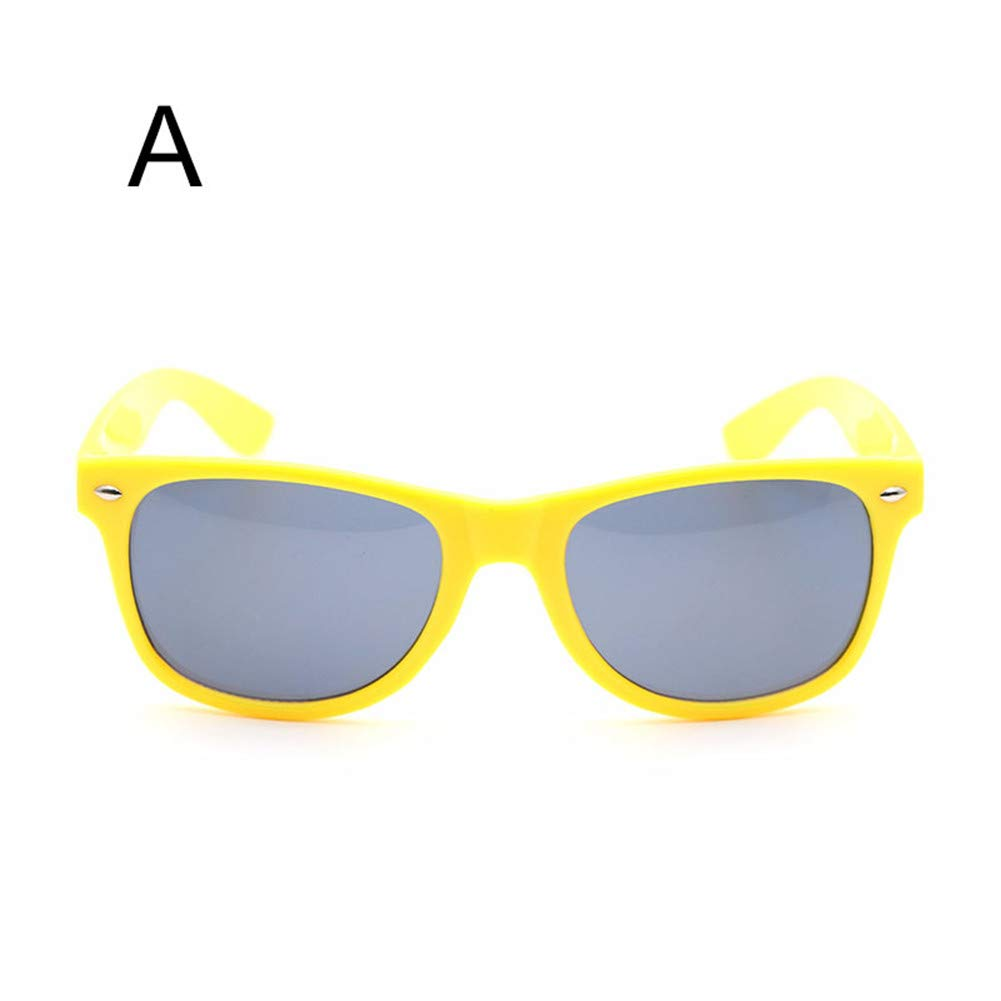 Weiyi0765 Wayfare Aviator Gafas de Sol Retro Vintage de los ...