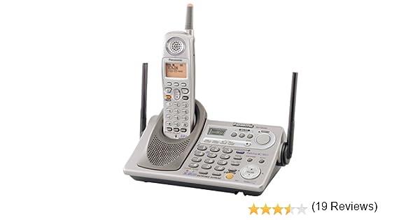 Panasonic KX-TG5240 M Gigarange Supremo 5.8 GHz DSS ampliable teléfono inalámbrico con sistema de respuesta: Amazon.es: Electrónica