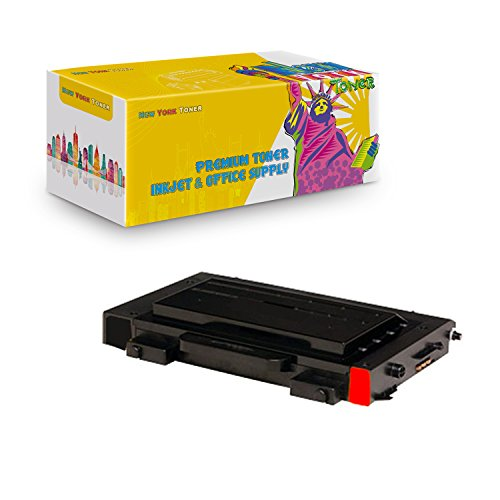 New York TonerTM New Compatible 1 Pack CLP-510D5M High Yield Toner For Samsung - CLP-510N | CLP-510NG . -- Magenta ()