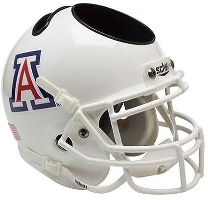 14d39a74 Amazon.com : ARIZONA WILDCATS NCAA Schutt MINI Football Helmet ...
