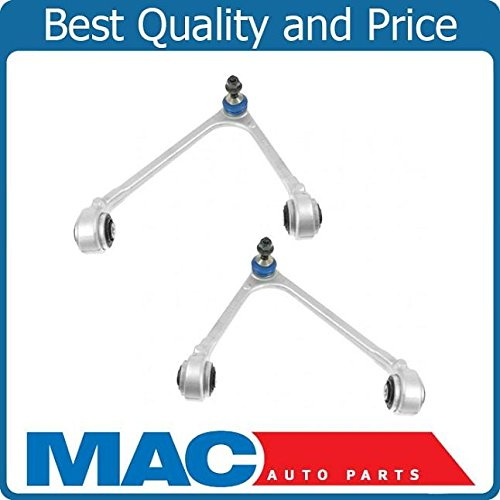 Lincoln LS Jaguar S-Type Ford Thunderbird Upper Control Arm Driver Passenger Kit by Mac Auto Parts