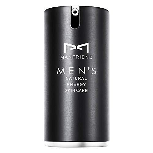 - wewa98698 Men Natural Brightening Moisturizing Face Makeup Primer Cream Cover Spot Concealer Skin Care