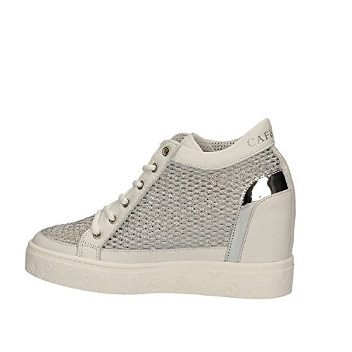 con Sneaker Sneaker interna interna zeppa Caf Caf zeppa con XqSg5