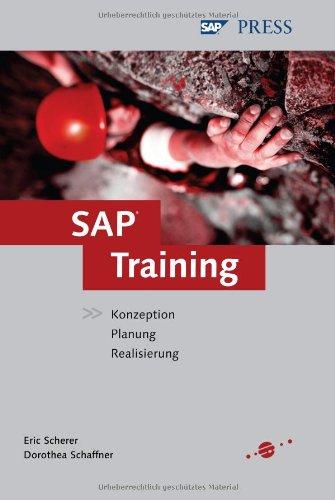 SAP-Training: Konzeption, Planung und Realisierung (SAP PRESS)