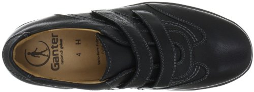 Ganter Hedy, Weite H 4-207749-01000 - Zapatos casual para mujer Negro