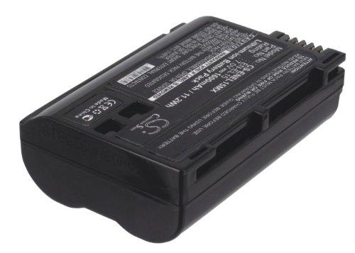 Cameron Sino Rechargeble Battery for Nikon 1 V1 (1600 mAh)   B01DNNK9FG