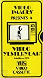A Video Yesteryear Videola- 32. Metropolis. VHS