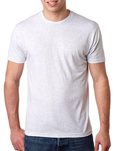 Next Level 6010 Men's Tri-Blend Crew Tee - XL - Vintage White ()