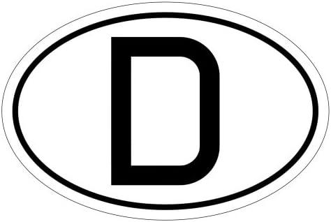 Kiwistar Deutschland D 15 X 10 Cm Autoaufkleber Sticker Aufkleber Kfz Flagge Auto