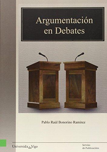Argumentación en Debates (Banda verde - Manuais)