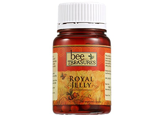3 x Amway Bee Treasures Royal Jelly ( 60 Veg Cap ) by Amway