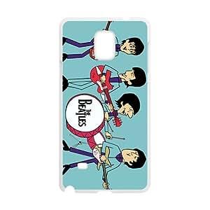 Cartoon The Beatles Hot Seller Stylish Hard Case For Samsung Galaxy Note4