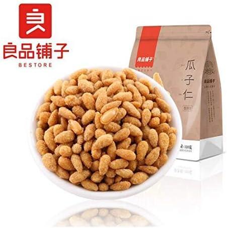 中国名物 おつまみ 大人気 良品铺子 蟹黄瓜子仁 休闲零食 110g