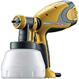 Wagner Spraytech 0518050 Control Spray Double Duty HVLP Paint or Stain Sprayer, Complete Adjustability for Decks, Cabinets, Furniture and Woodworking, Applies thin materials such as stains, sealers, urethanes, varnishes and lacquers.