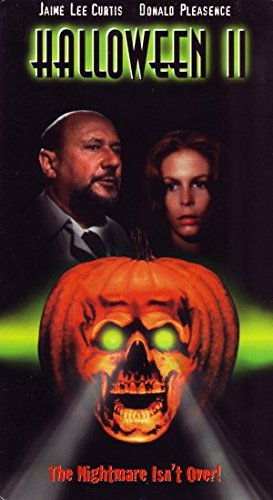 Halloween II  VHS Cover Movie Poster 24x36