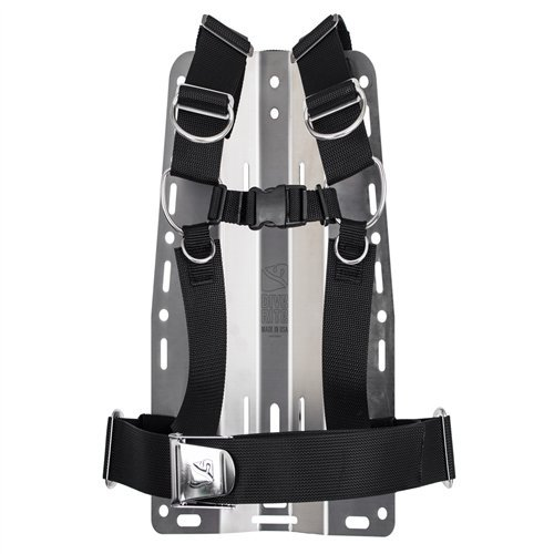 Dive Rite Harness, Deluxe with Shoulder Slide-Release