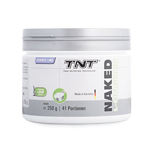 TNT Naked L-Citrullin - 250g Dose