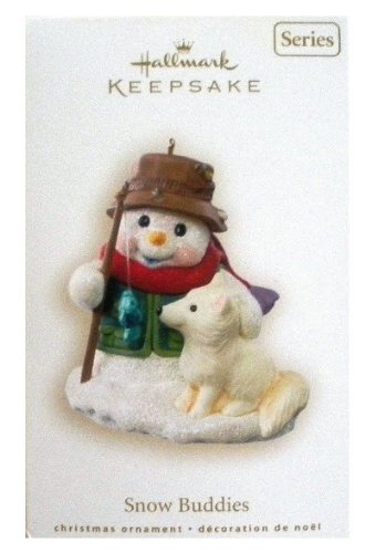 Snow Buddies 11th In Series 2008 Hallmark Keepsake Ornament