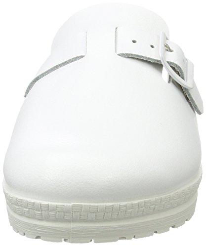Beige 1447 blanc Femme 00 Rohde Sabots Neustadt XWqnZ8BpS