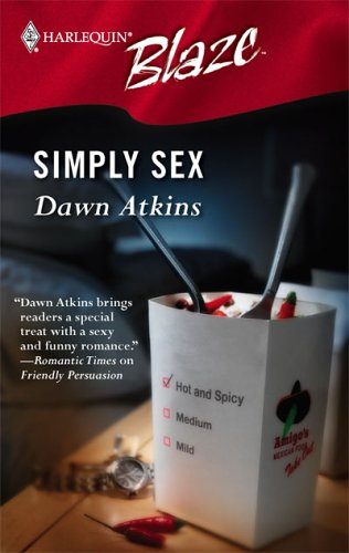 book cover of Simply Sex