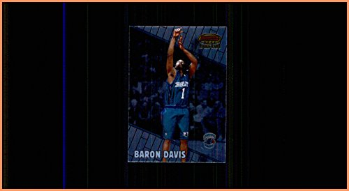 f2b9cab9a0d2 Image Unavailable. Image not available for. Color  1999-00 Bowman s Best   103 Baron Davis RC CHARLOTTE HORNETS ...
